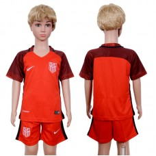 2017-2018 National Usa Away Youth Soccer Jersey