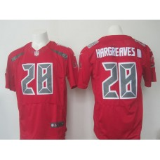 2016 Men Tampa Bay Buccaneers 28 Hargreaves III red Nike NFL Elite Jerseys