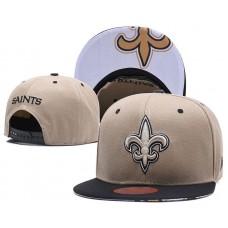 2018 NFL New Orleans Saints Snapback hat LTMY
