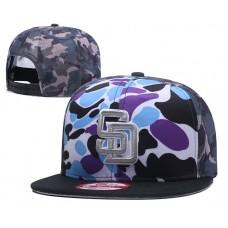 2018 MLB San Diego Padres Snapback hat 426