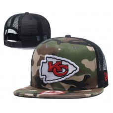 2018 NFL Kansas City Chiefs Snapback hat 426