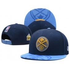 2018 NBA Denver Nuggets Snapback hat 0506