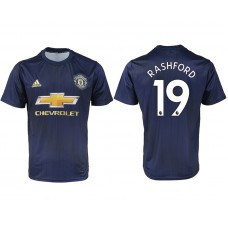 2018-2019 Men club Manchester united away aaa version 19 soccer jersey