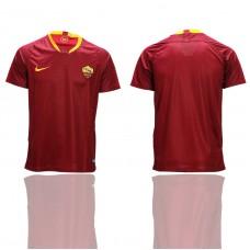 2018-2019 Men club Rome home AAA soccer jerseys