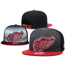 2018 NHL Detroit Red Wings Snapback hat GSMY818
