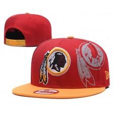 2018 NFL Washington Red Skins Snapback hat GSMY0925