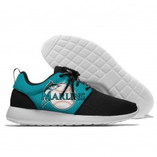 Men  Miami Marlins Roshe style Lightweight Running shoes 2