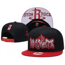 2019 NBA Houston Rockets 3 Snapback hat