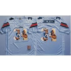 2016 NCAA Auburn Tigers 34 Jackson White Fashion Edition Jerseys