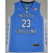 2016 North Carolina Tar Heels Michael Jordan 23 College Basketball Jersey - Carolina Blue