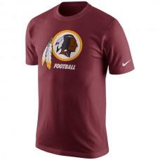 2016 NFL Washington Redskins Nike Facility T-Shirt - Burgundy
