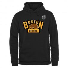 2016 NHL Boston Bruins Pullover Hoodie - Black