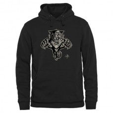 2016 NHL Mens Florida Panthers Black Rink Warrior Pullover Hoodie