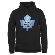 2016 NHL Toronto Maple Leafs Rinkside Pond Hockey Pullover Hoodie - Black